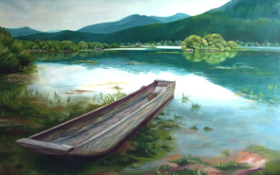 Drevak-Cerkniško-jezero